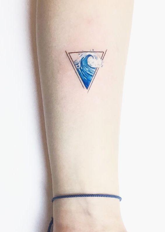Photo of Aquarell-Tattoos verwandeln Ihren Körper in eine lebendige Leinwand –  süßes …