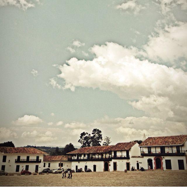 Cielo Villa de leyva
