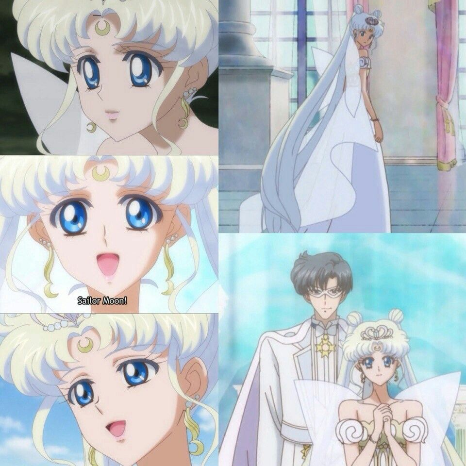Neo Queen Serenity Crystal: Neo Queen Serenity (Sailor Moon Crystal Season 2