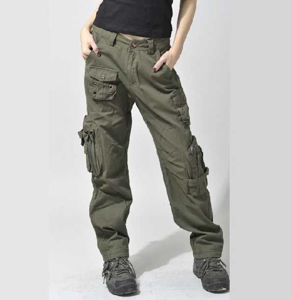 Cargo pants for women are designed for fashion forward women - they will  become one of