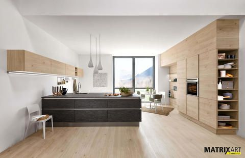 Moderne Küchen: Stilvoll, Innovativ | Nolte Kuechen.de | Küchen_ideen |  Pinterest | Open Plan Kitchen, Open Plan And Kitchens