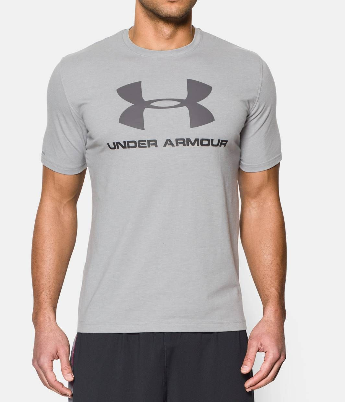 6e8592cef1a57 Men s UA Sportstyle Logo T-Shirt