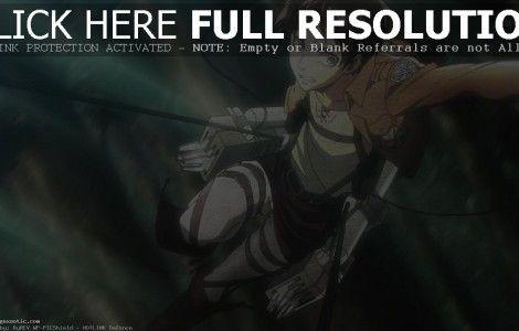 Shingeki No Kyojin Free HD 5523 Wallpaper Mikasa