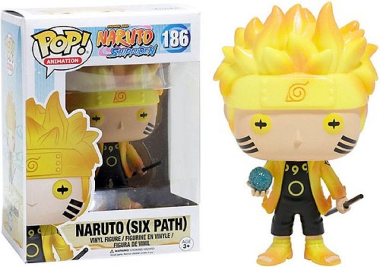 Partytoyz Inc Funko Pop Animation Naruto Shippuden Six Path