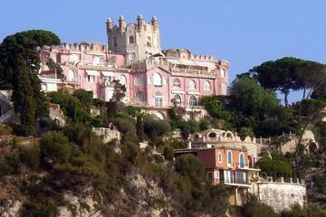 Castle Hill (Colline du Château) Castle, Nice, House styles