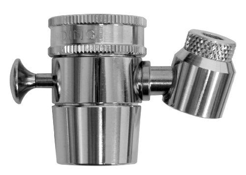 Amazon Com Kwik Sip Brass In Home Faucet Attachment Water Fountain