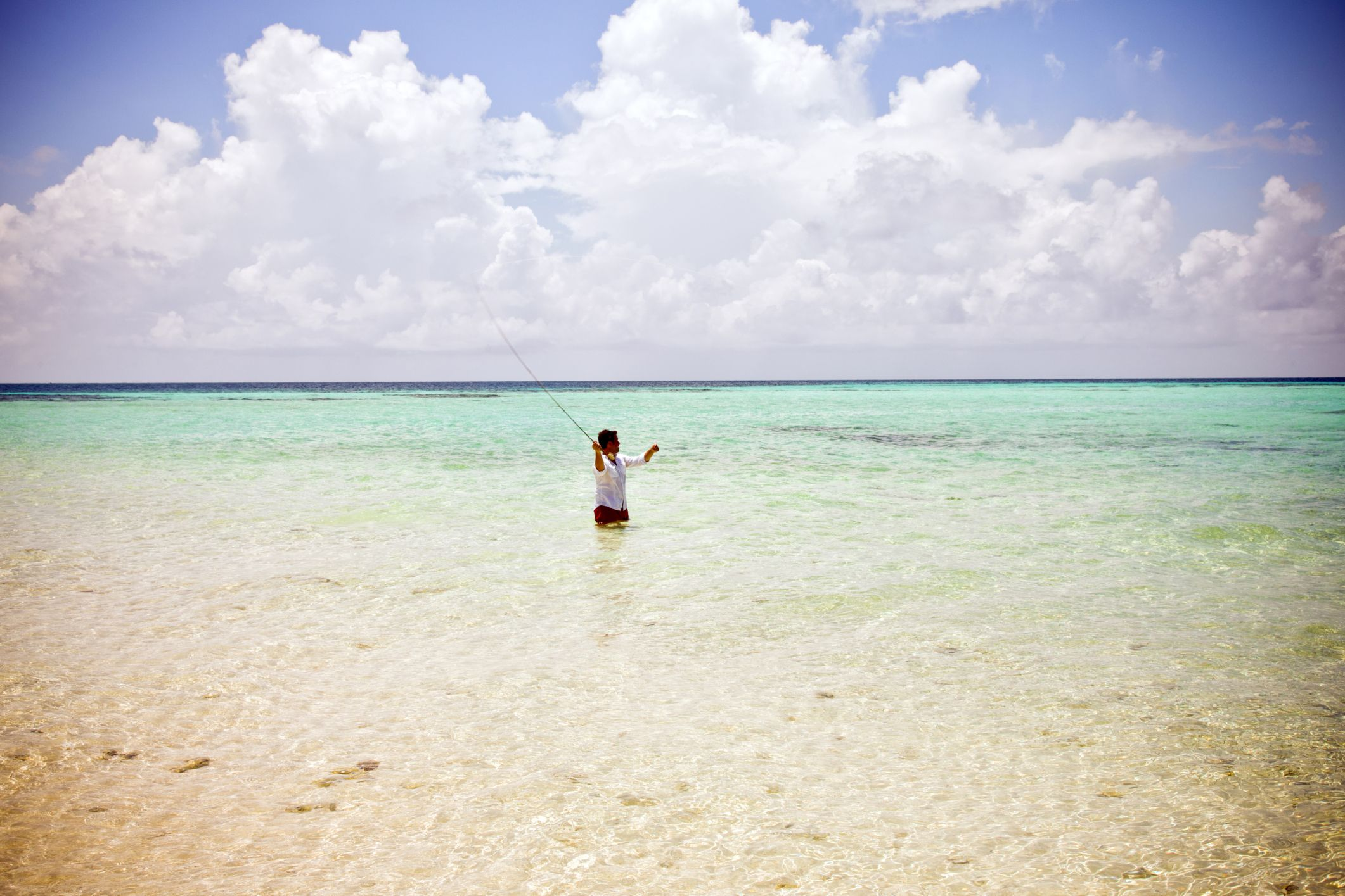 Crystal Clear Blue Waters And Clean Sandy Beaches Belize Has It