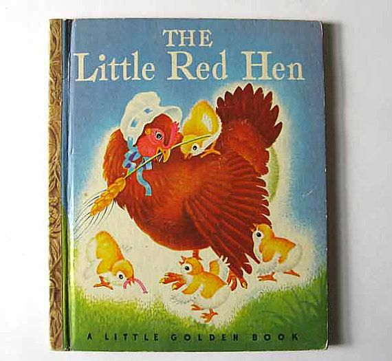 the little red hen book pdf