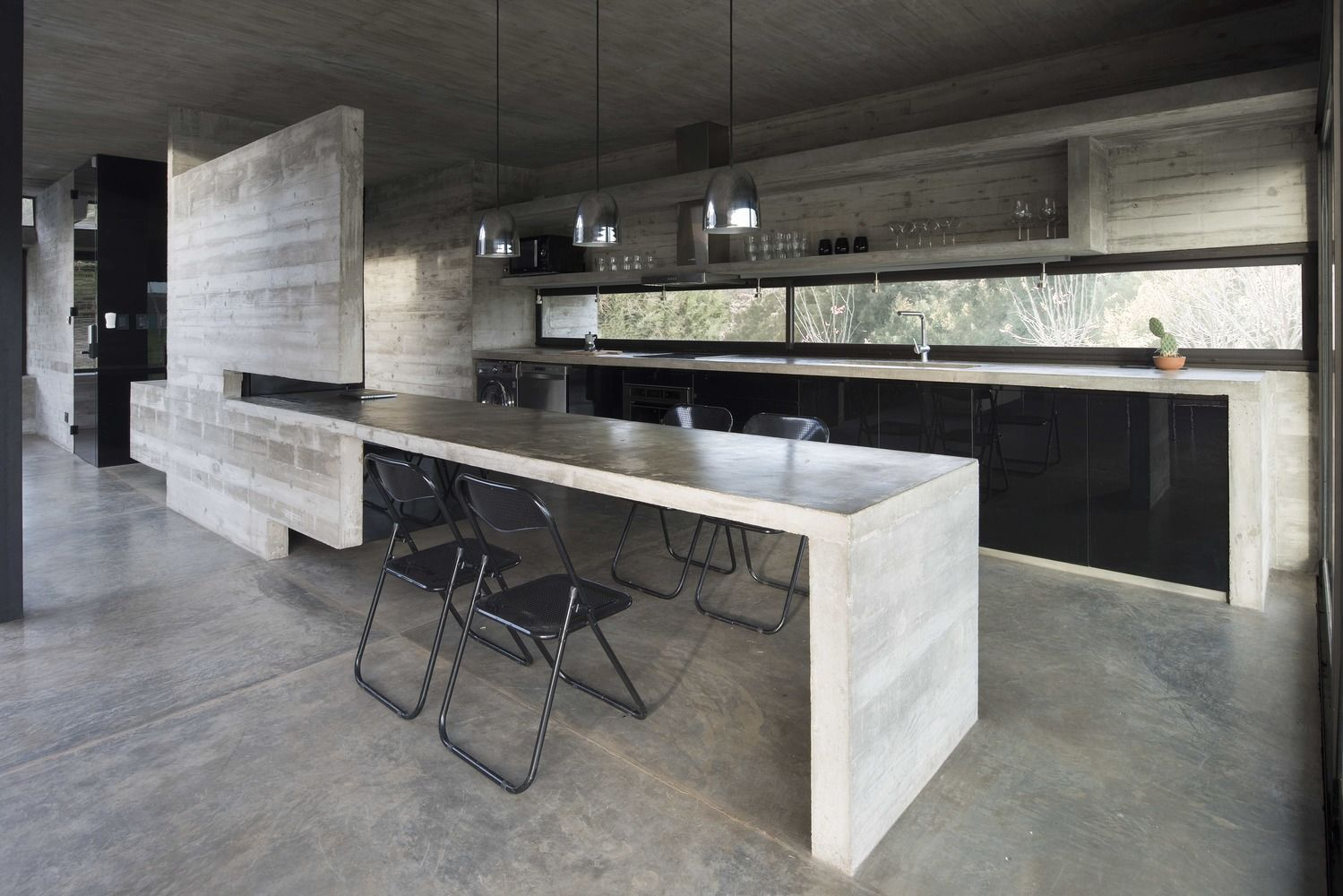Gallery Of Mach House Luciano Kruk 27 Galleries House And  # Muebles Luciano