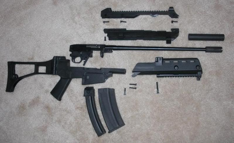 10 22 conversion kit promag archangel kit weapons pinterest