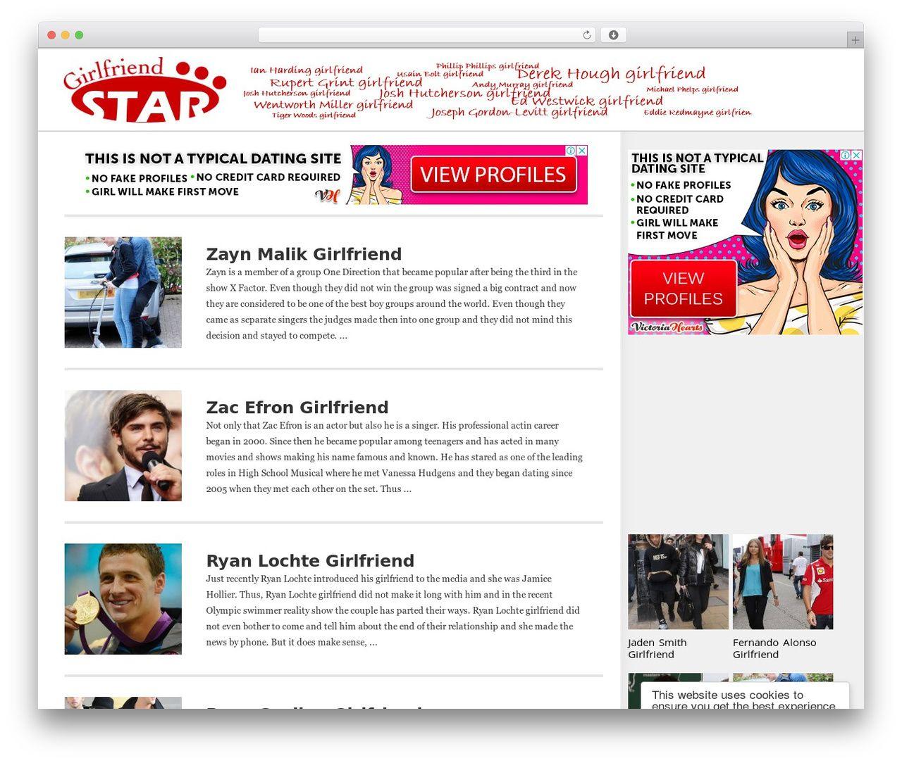 make dating website wordpress
