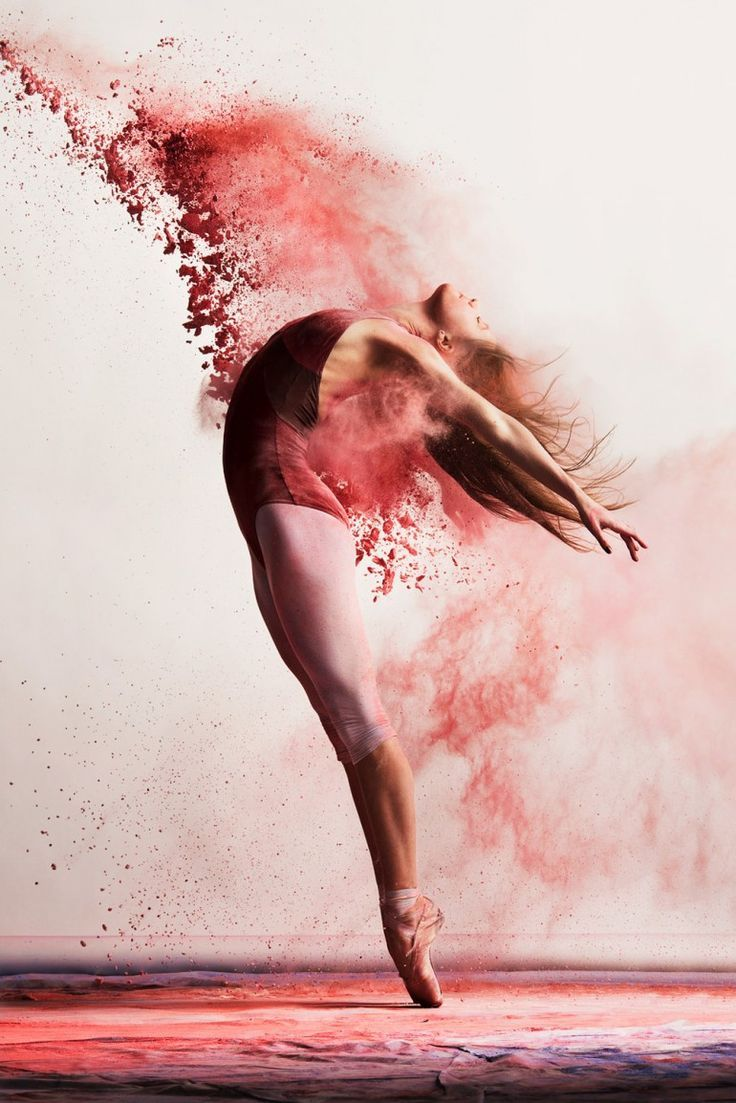 Andy Bate Photography – Powder Dance on