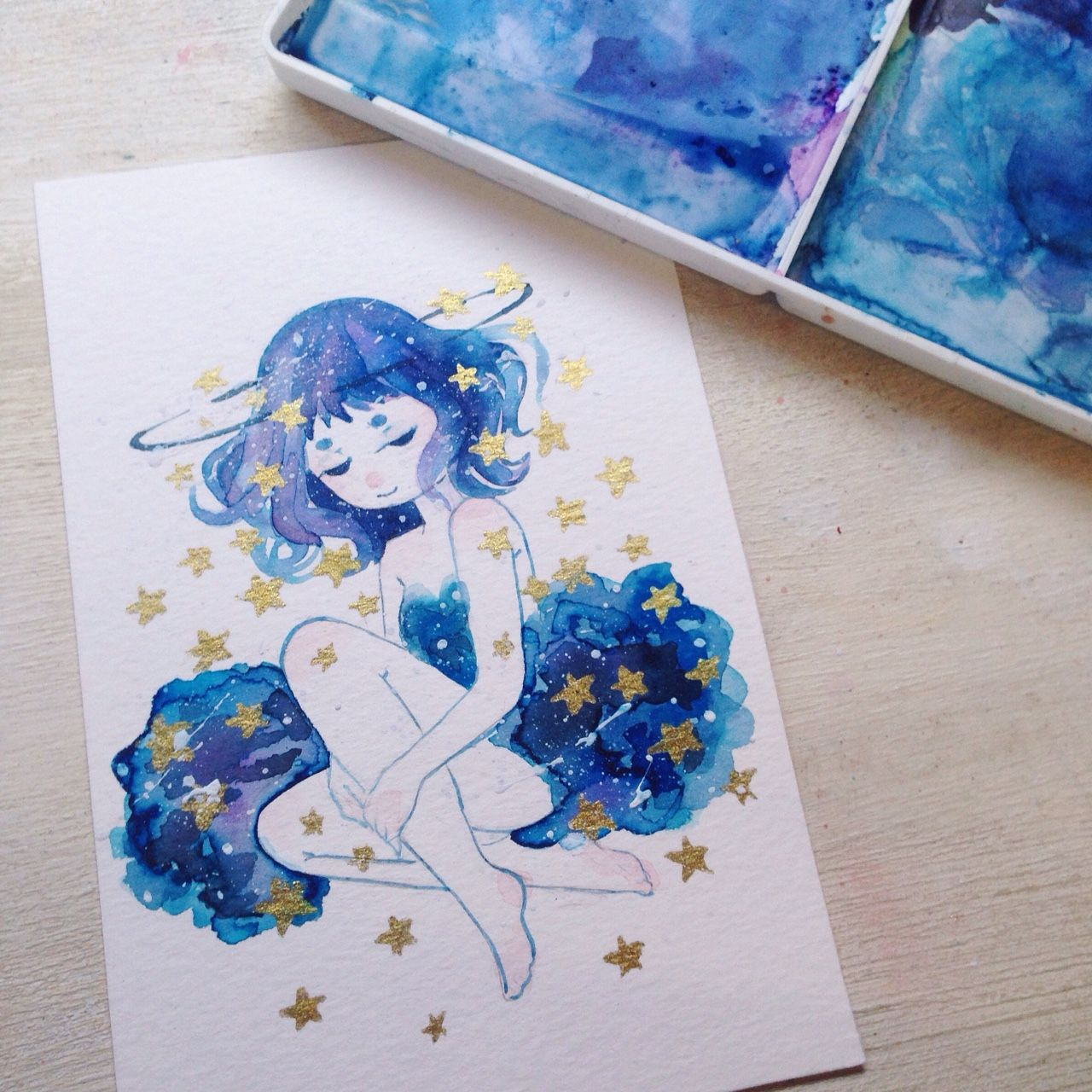 Made Of Star Dust Pinwheelbunny Space Clouds With Images