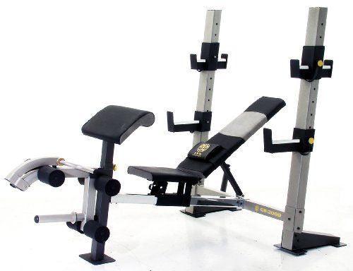 Golds Gym Gb 2000 Pro Series Olympic Weight Bench Learn More By Visiting The Image Link Weight Benches Olympic Weights Golds Gym