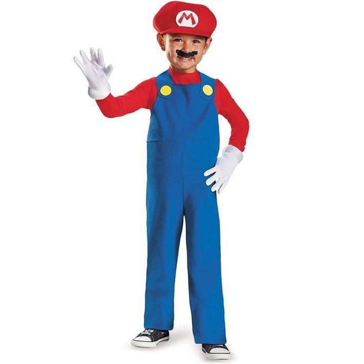 disfraz de mario bros para beb disfraces de mario bros para toda la familia pinterest costumes - Bebe Mario