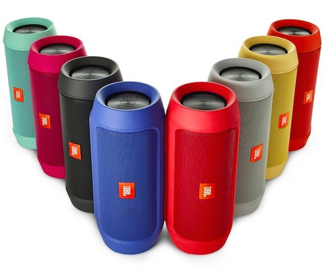 Make A Splash This Summer With The Jbl Charge 2 Portable