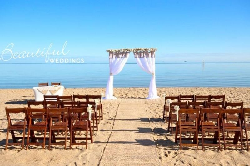 Great Melbourne Beach Wedding Packages