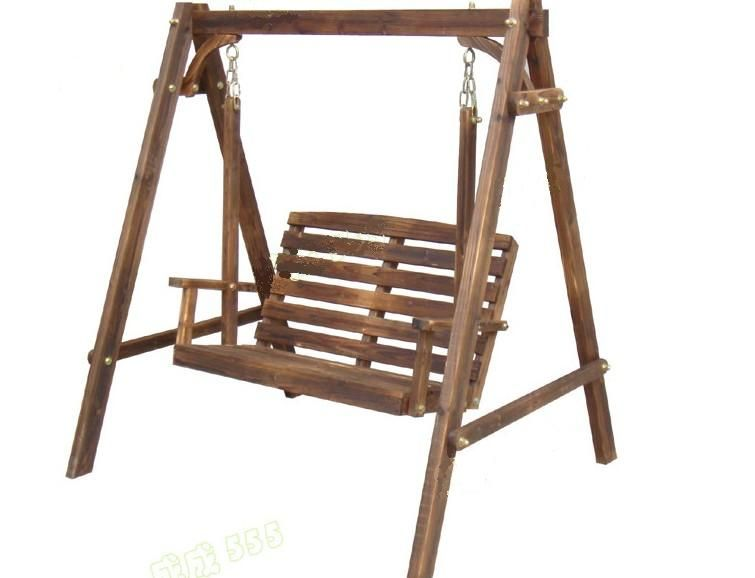 Columpios De Madera Para Jardin Swinging Chair Porch Swing Decor