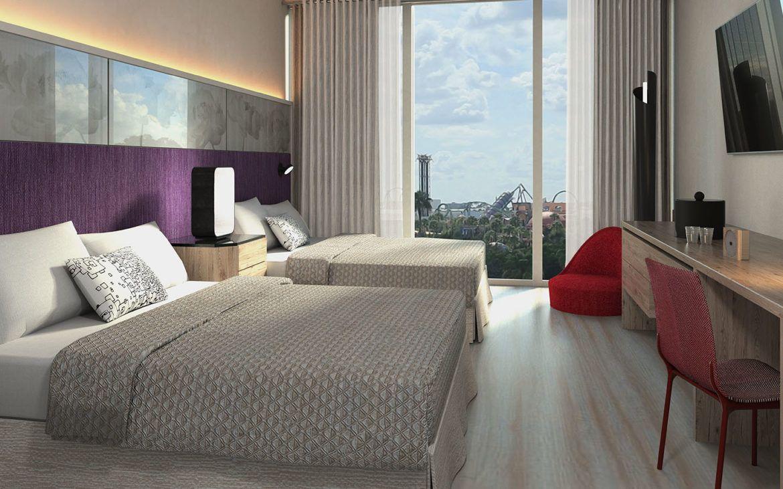 Universal Orlando Resort Hotel Aventura