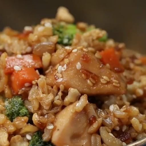 22+ Chicken Teriyaki fried rice chicken teriyaki fried rice