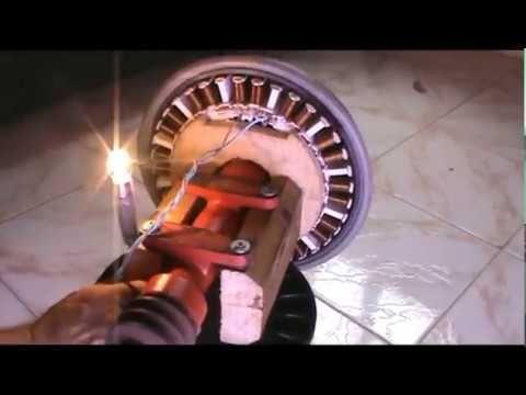 7c7be86dcc2 COMO MONTAR UM GERADOR POTENTE DE BAIXO RPM E BAIXO TORQUE - YouTube ...