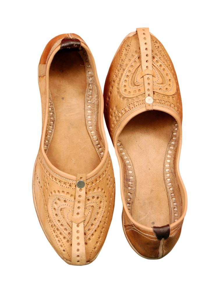 2f0069498c80 hand mad original leather rajasthani juti man  woman khussa indian mojari   Handmade  FlipFlops