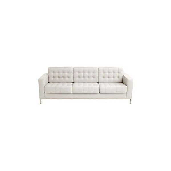Sofas Leather Mid Century Modern White Leather Sofa Button Tufted White Leather Sofas White Leather Couch Button Sofa