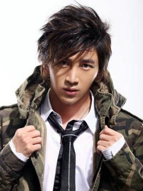 Asian Medium Hairstyles Men Asian Men Hairstyle Asian Hair Hipster Haircuts For Men