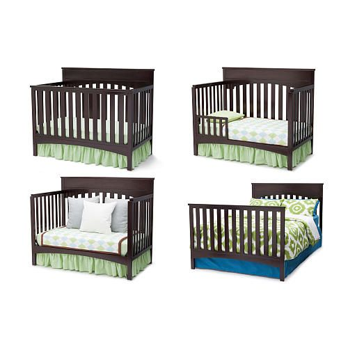 Video Review For Delta Bennington Lifestyle 4 In 1 Convertible Crib Dark Chocolate Showcasing Product Features And Bene Convertible Crib Cribs Delta Children