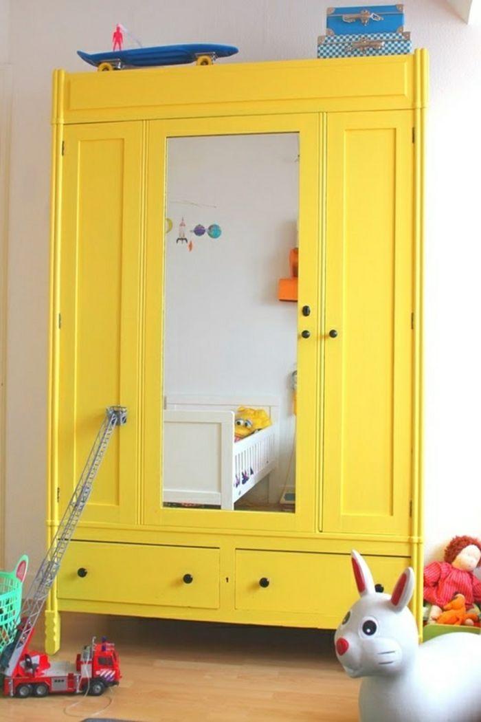 L\'armoire enfant en 54 photos, qui va vous inspirer! | Déco ...