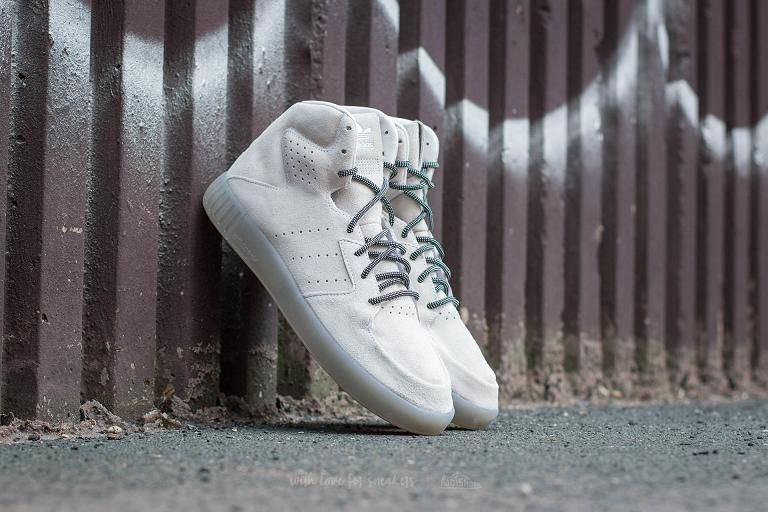 adidas Originals Tubular Invader 2.0 Sneakers In White