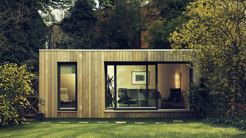 Elegant Garden Studios   Contemporary Garden Room U0026 Office   Ecospace