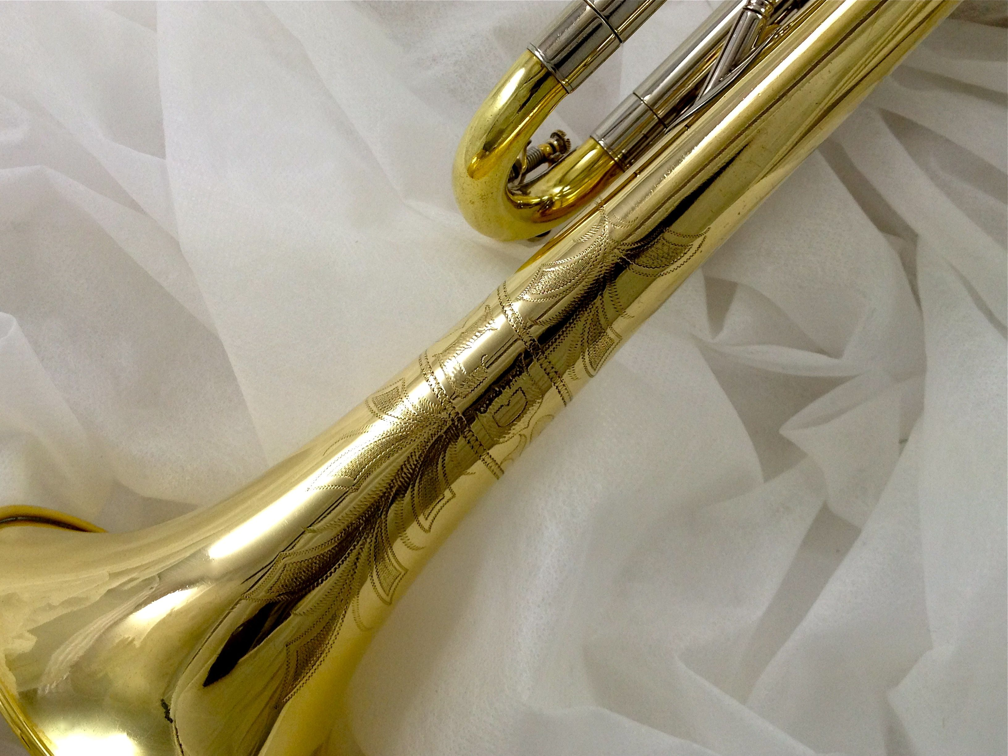 king cleveland trombone serial numbers