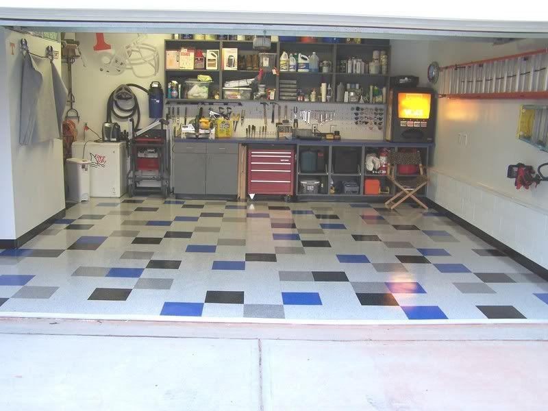 Garage Floor (luxury, tire, cost, Ford) Automotive