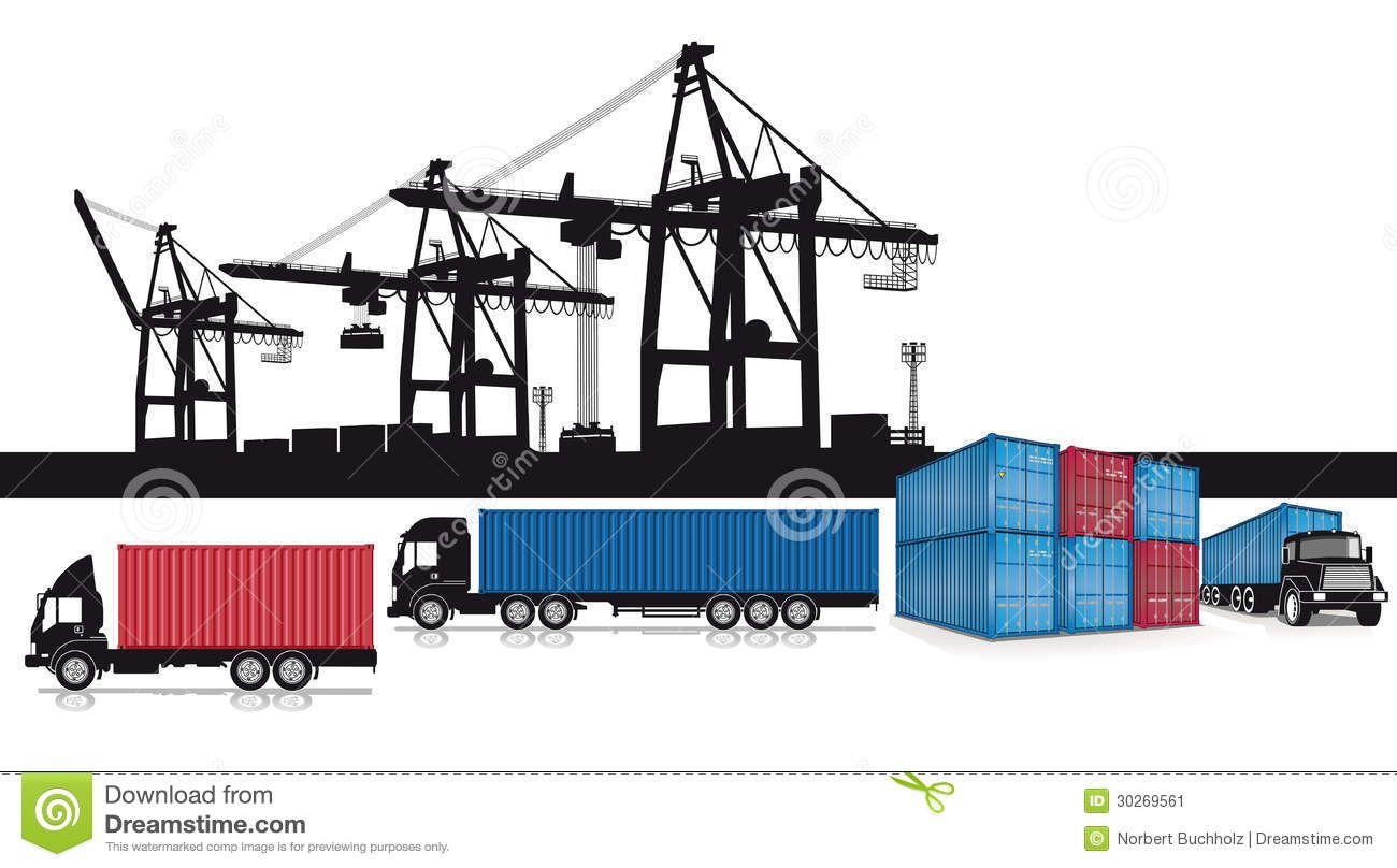 Port Terminal Icons