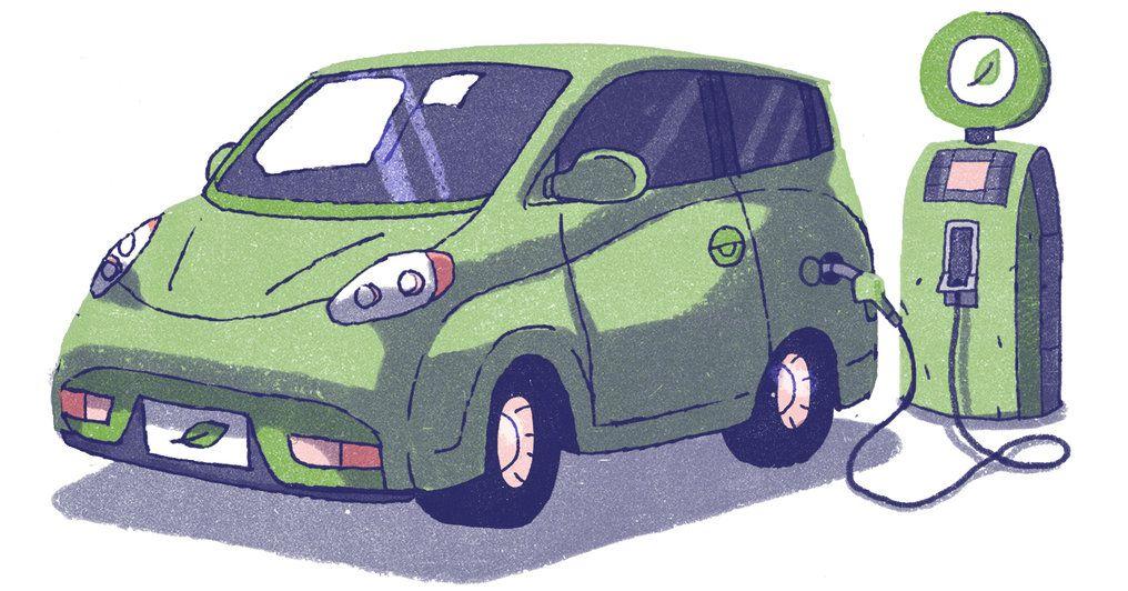 Driving a more fuel-efficient car cuts greenhouse gas emissions ...