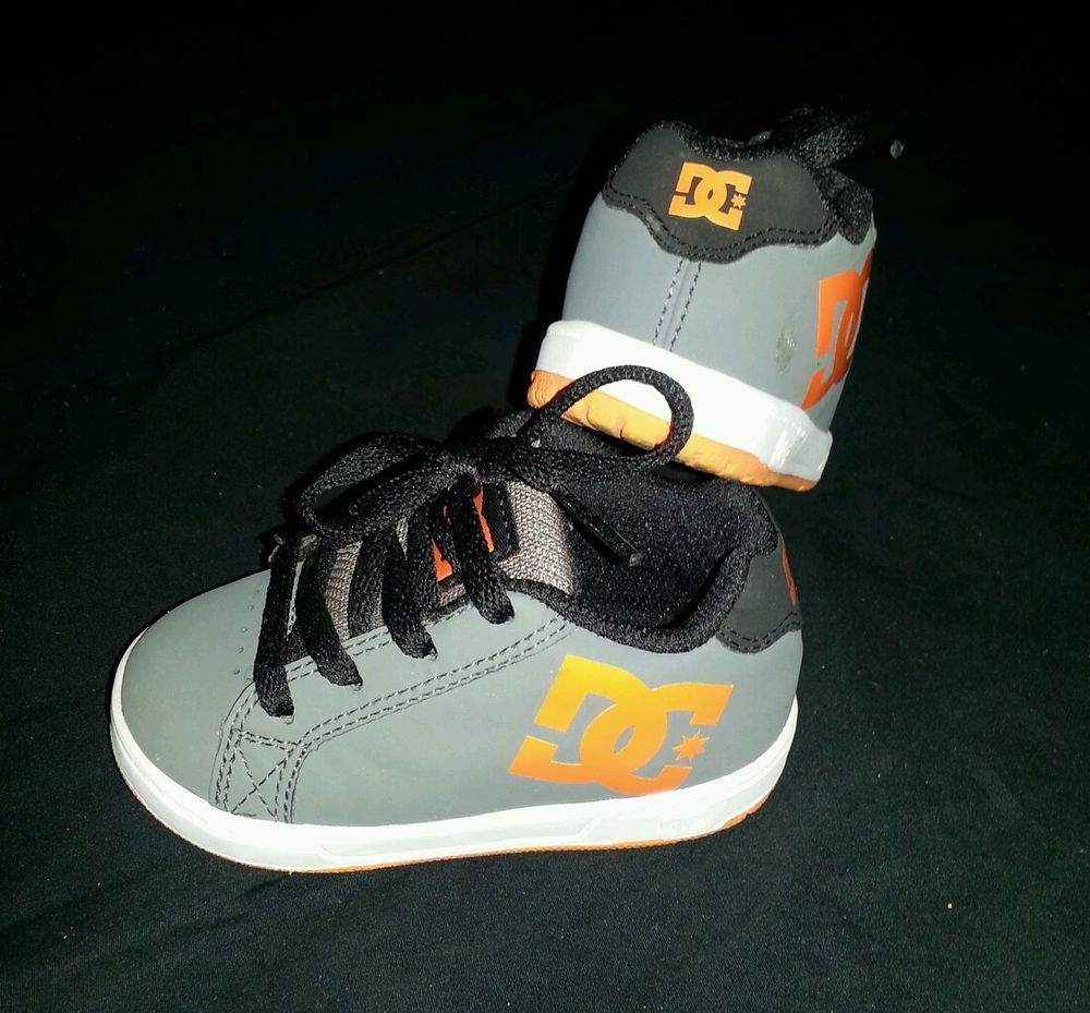 eBay | Baby shoes, Dc shoes