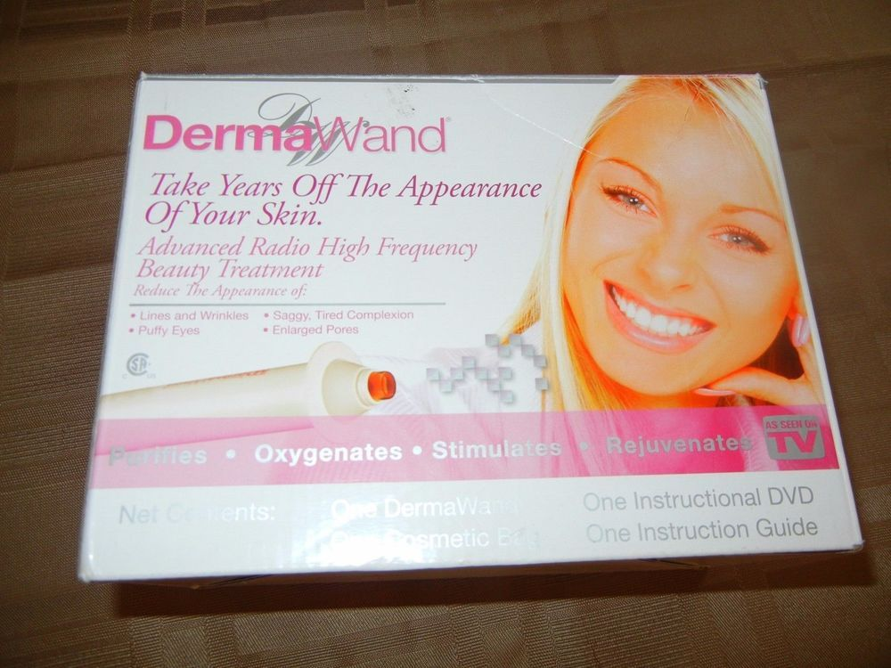 Dermawandthermalenergybeauty Treatmentskin Carederma Wandradio