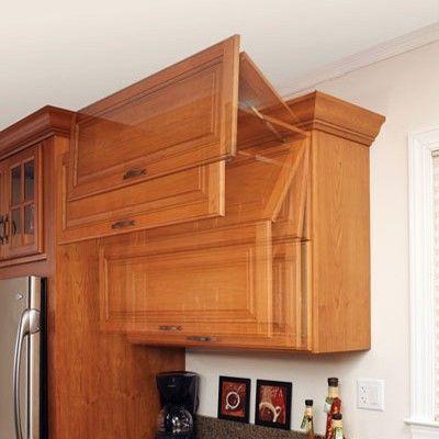 Blum Aventos Hfbi Fold Cabinet Door Lift Up System Woodworkers Hdwe Wood Doors Cabinet Doors Remodel