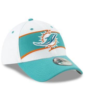 1f3f0b5a69bd0 New Era Miami Dolphins Thanksgiving 39THIRTY Cap - White S M ...