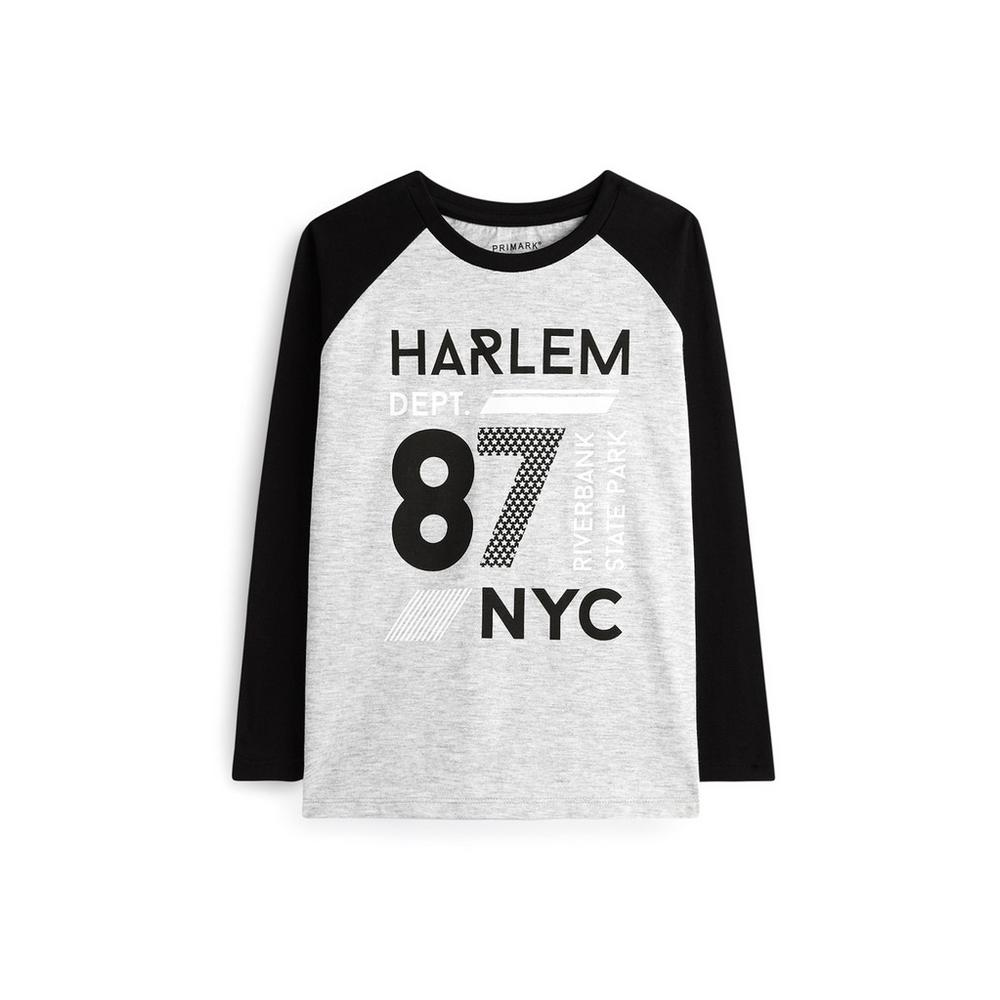 Younger Boy Harlem T Shirt 2 7 Boys