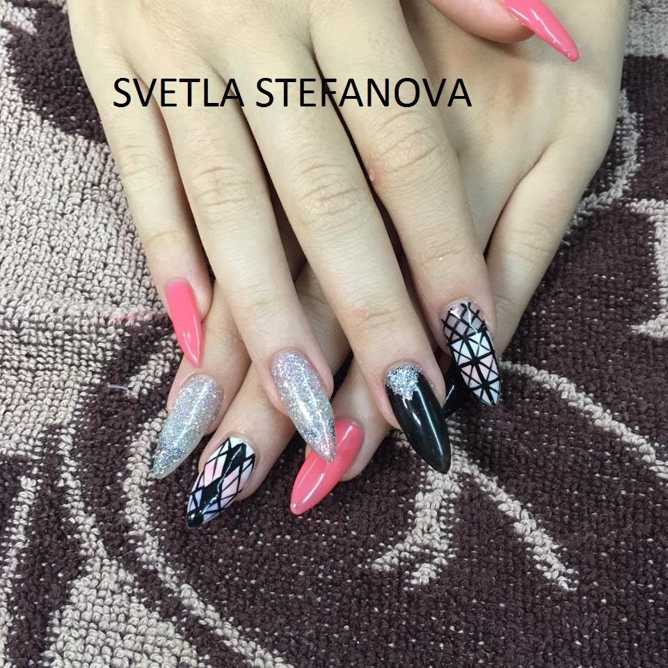 Guest Nail Art 34 - Best Nail Art Designs Gallery | Oval nails ...