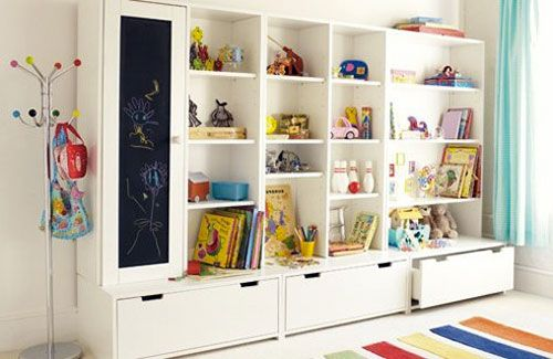 Storage Kinder Schlafzimmer Lagerung Kinder Zimmer Kids Room Speicher Ideen Bilder X Kinderzimme Storage Kids Room Kids Bedroom Storage Living Room Toy Storage