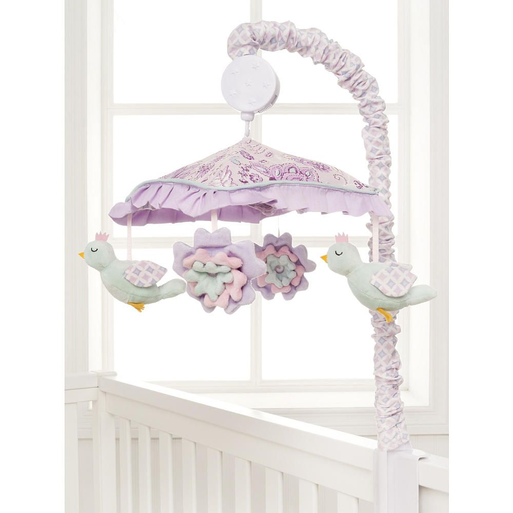 Mobile for crib babies r us - Bloom Baby Bedding By Dena Designs Now Available At Babies R Us