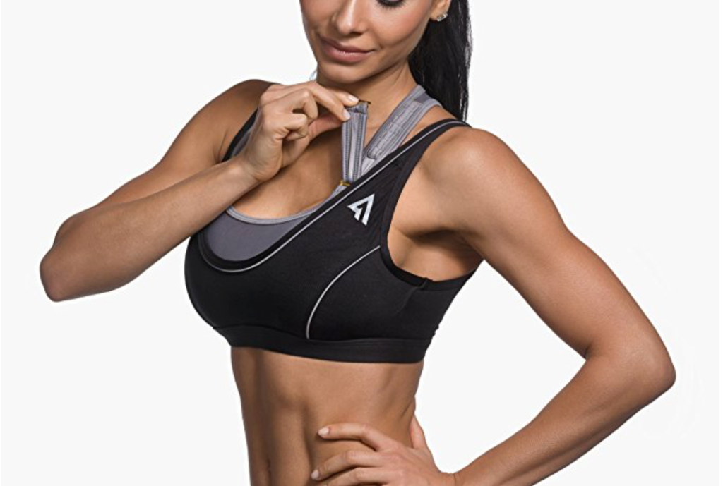 617f56d58cb16 Adjustable Sports Bra -Max Support