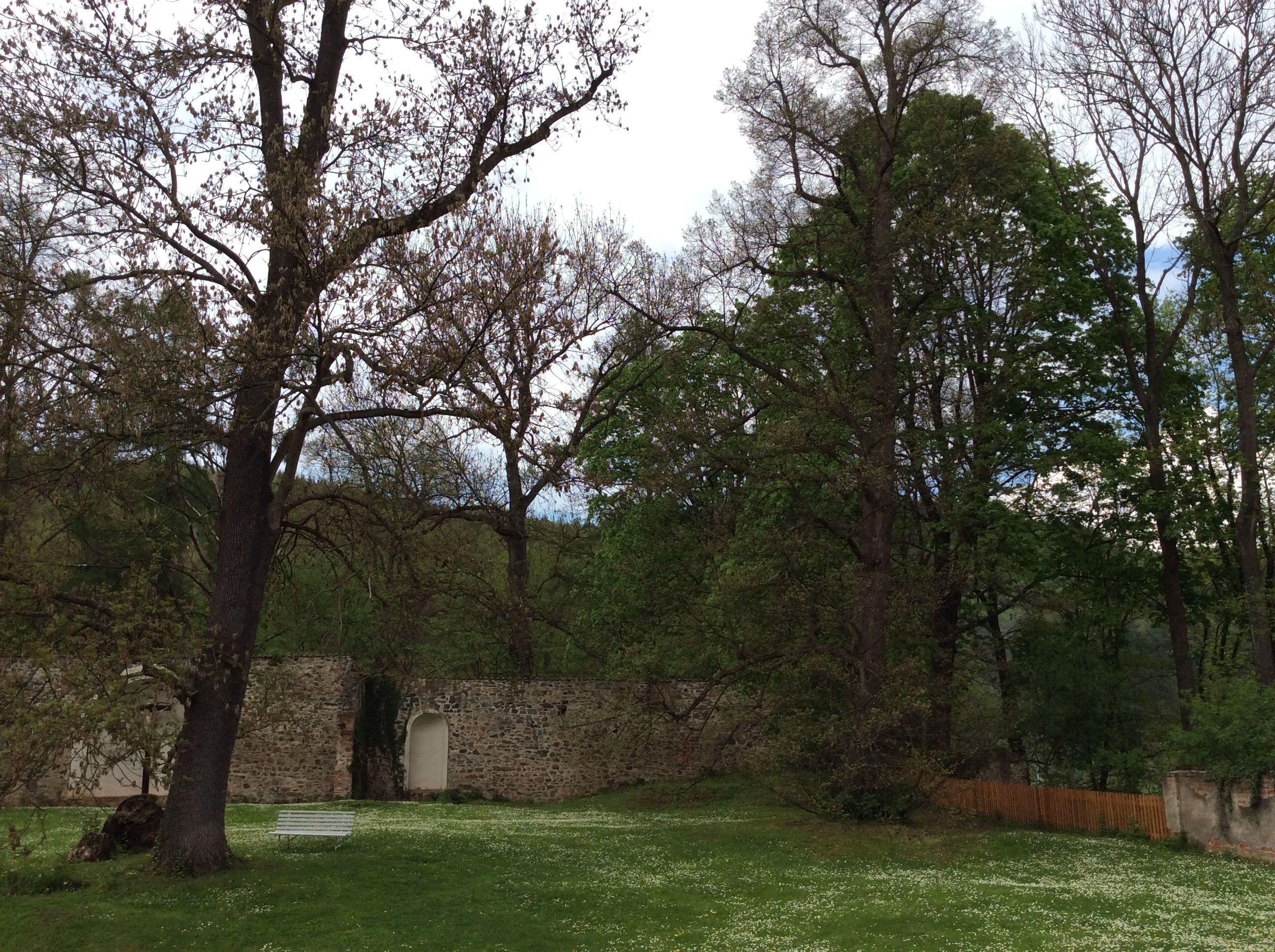 Sázavský klášter- shromaždiště poutníků