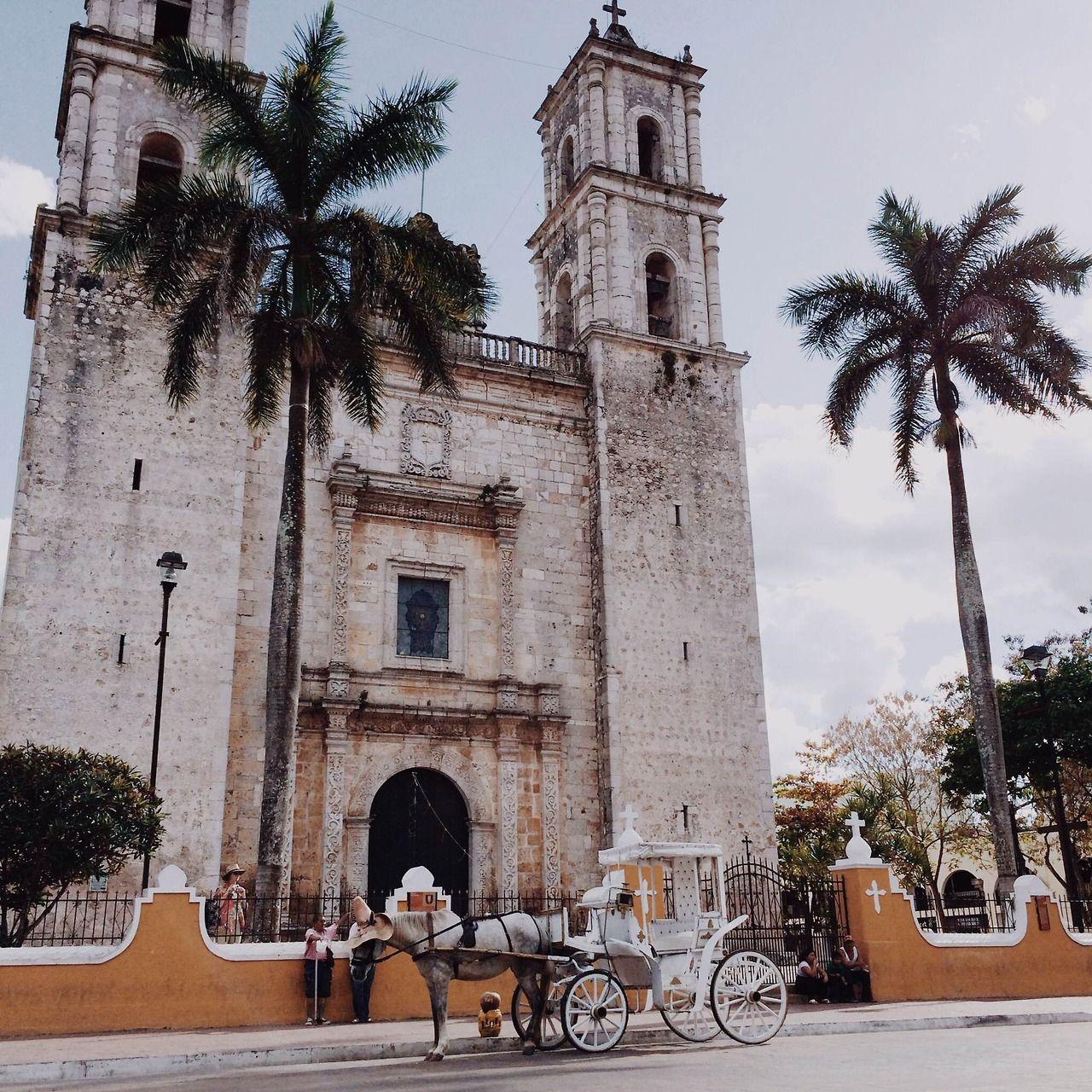 Vallodolid, Mexico.