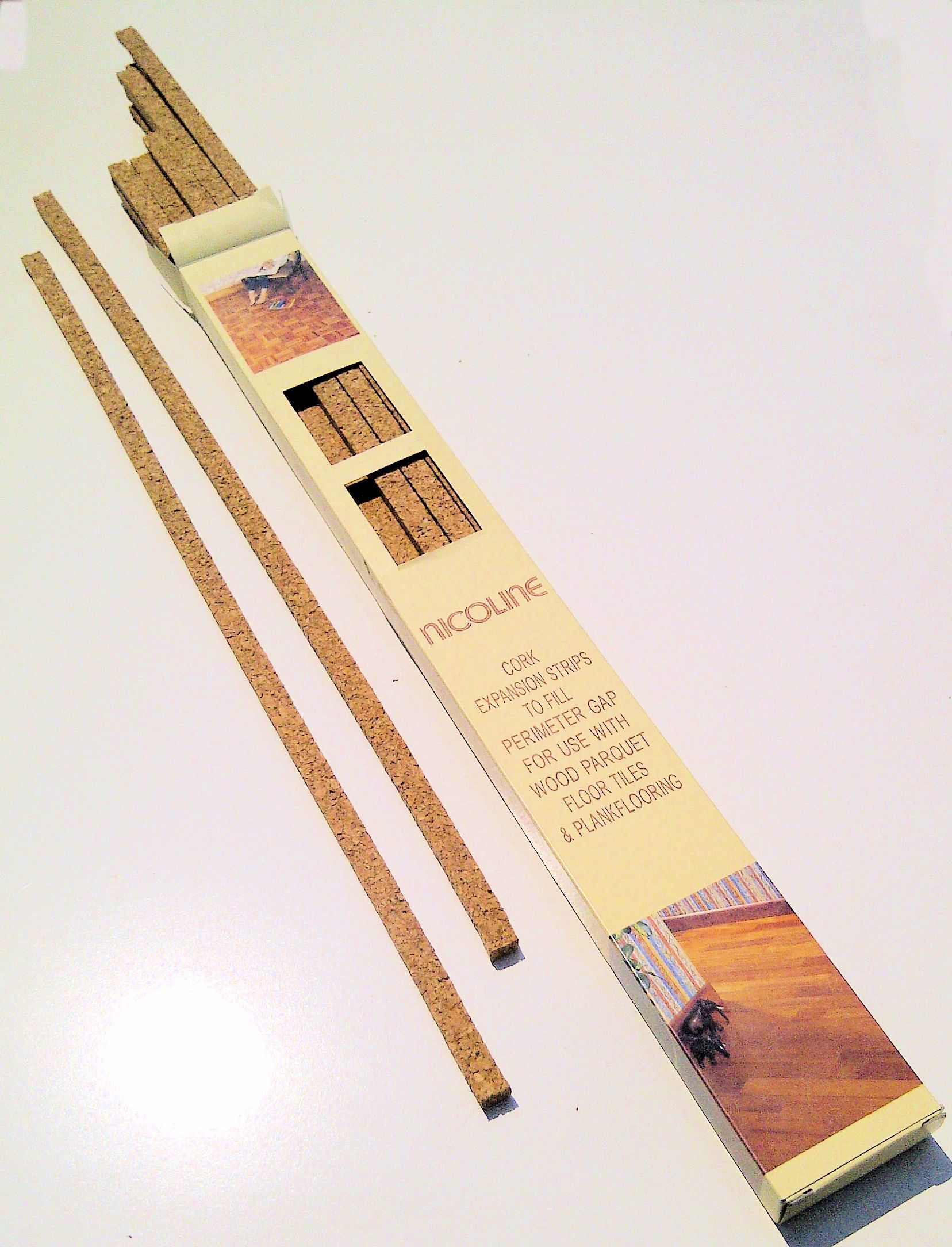 Cork Expansion Strips Suitable For Edging Solid Wood Flooring Allowing The Wood To Expand And Contract Naturally Flooring Wood Parquet Flooring Diy Flooring