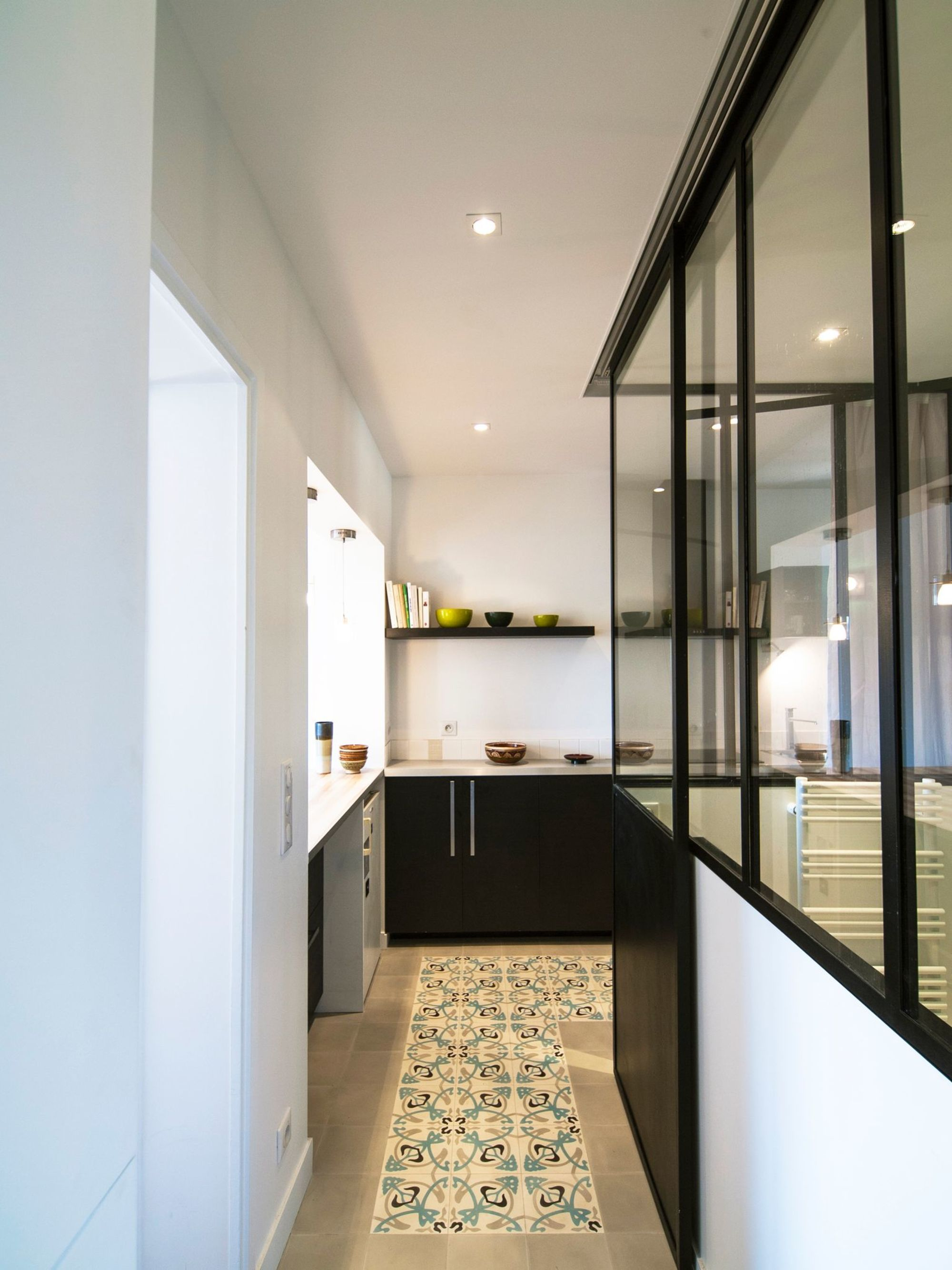 Verriere Cuisine Ikea ~ Appartement Paris Visitez 5 R Alisations D Architectes Studio