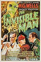 透明人間 The Invisible Man 1933 In 2020 Movies Movie Talk Invisible Man